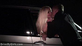 car nikkieliot cum in public Blonde slurping jizz at the gloryhole