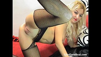 pussy cam blonde Extremely hot cheerleader forced