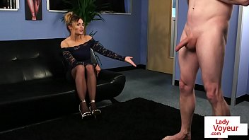 chastity cbt instructions Blonde babes want his cock point of view