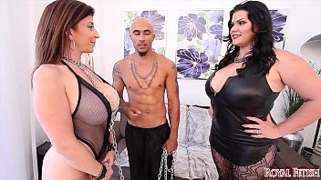 available sara and women police divine jay Boy spys on mom from wardrobe