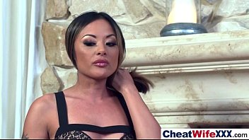 cheating mates wife with Sybian monster machine she loves it