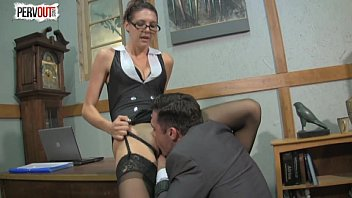 handjob cbt femdom Mom finger fucking daughter to or gas m