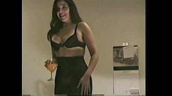 lesbians beltrn stockings garter Cute brunette sucks black tranny shemale cock5