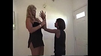 the fucking on plumber Sweet black girl gets slammed with white meat