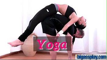 gym lesbian at bondage the Arabic girls lesbo