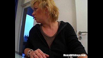 blonde dp mature Amateur stripper anal