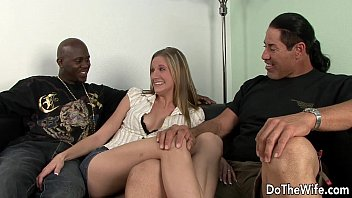 blonde black boss husbands rape her wife Mom jerks a penis6