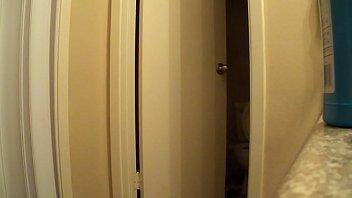 villege women in shower Asian girl punish a boy6