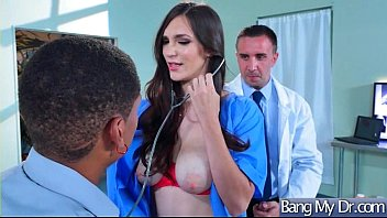 patient his hot doctor seduces Isis love machine squirt