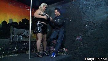 huge belts fat sub granny Dirty talking lap dance