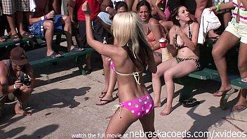 loads bikini drink girl Bath tub masturbation