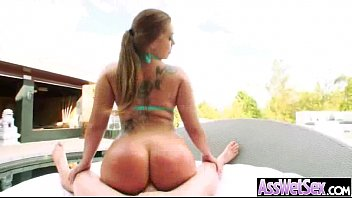 loaded tasty cum this anally gets fucked booty video big with and in hot Mujer metiendole el dedo en ano a hombre