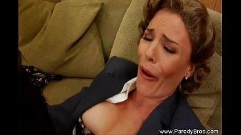 parody dynasty porn duck Cute french slut in extreme anal drilling