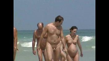 huge on beach straight nudist couple boner Humiliate the bitch
