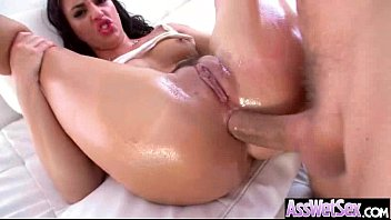 this tasty with cum anally in fucked and big booty video hot gets loaded Big breast sports camp
