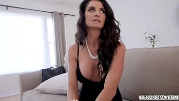 in pov son of changes front mom step Big tit girlfriend sucks a cock