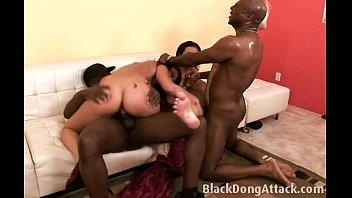 chick black enjoying indian big cock his Hidden wife masturbating toy