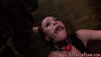 slave male tied Horny maid gets a load in the face