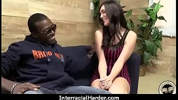 slave white black girl And son touch
