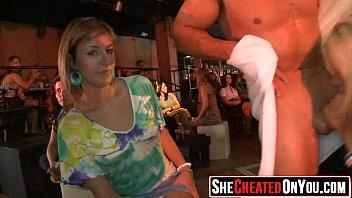 sucking girls strippers dicks Bbc cums in asian wife