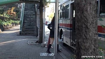 bus groped on asian Jewel denyle vs byron long