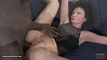 woman old r Huge naturals anal creampie