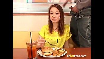 mizuna food rei Japanese fart poop farting