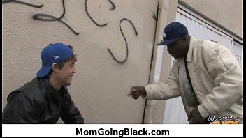interracial going black watching amazing mom porn my Violacion madre e hijo violado