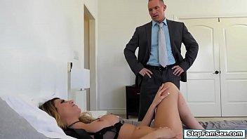 sex indin gerles Son seduced hot blonde stepmom and cuckol