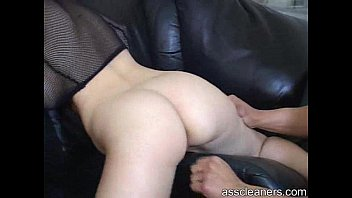 ass clean cuckold Blad sex fist time hd