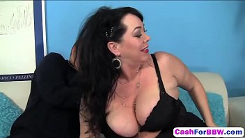 bbw finds amazing fat Getting your dick sucked is a welcome break gay video