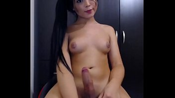 cam thick asian on masturbating Surreal animated fantasy sex scene