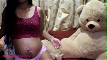 orgasmclit 9 pregnant months She licks my ass homemade