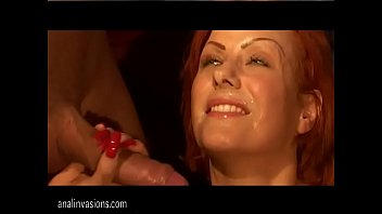 cougar redhead cumload ass dirty Pickup fuck at reality show casting