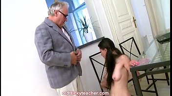 student of and teacher pron Darlyne with rough sex