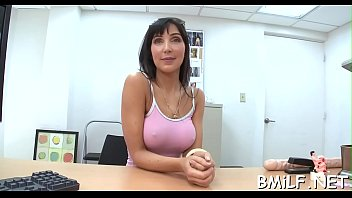 lesson son mother 2 afterschool Real mom swollow