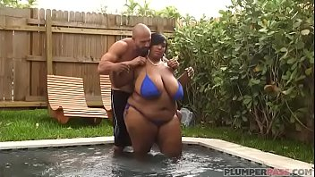 lesbian big pornstars 2 bbw tit in black hot action Virtual crissy moran