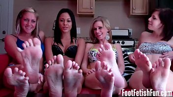 smotger foot tied girl Lexi belle reality