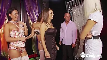 club contact strip Japanese nude ballet