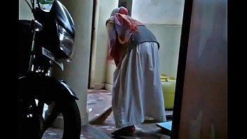 desi man shameless maid flashing Turkish erotik film