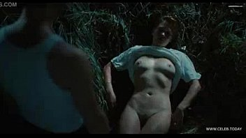 bolleyeud fucking actress Busty brunette dildo