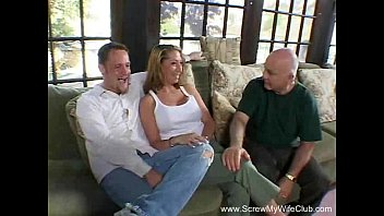watch wife fuck to creampie hides hubby Ryan and alanah rae