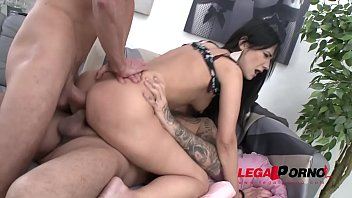 shared 1st time wife Extreme tight pussy gets stretched