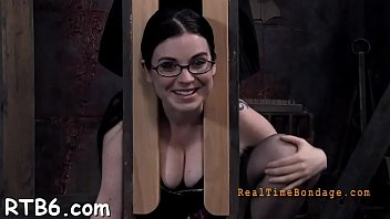 anal3 unwanted bdsm Lil is hot for cock