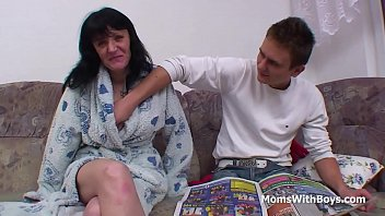 sons mother inside creampie their dpp Incest family milk sexcom7