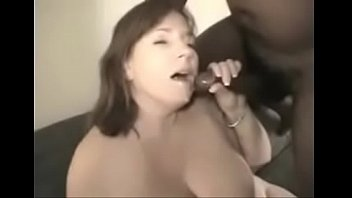 black wife fucking ex Japanese son eating