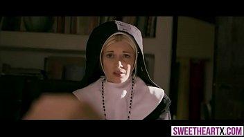 porn in hub nuns Schoolgirl creampied while doing homework