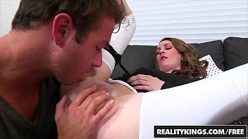 milf foursome bodysuit white british lingerie Guy rape nun