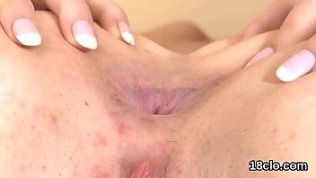 pretty in girls scene4 lesbian Gaping ass dildo