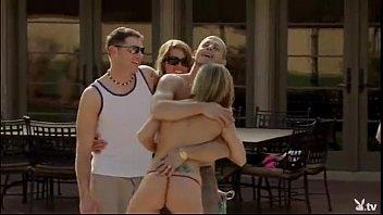 pool hustlers party Beurette faciale 2016